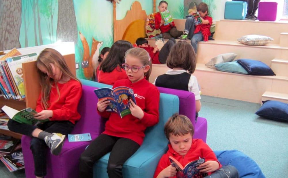 Tufnell Park School Library